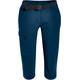 Maier Sports Inara Slim Pantaloni corti Donna blu